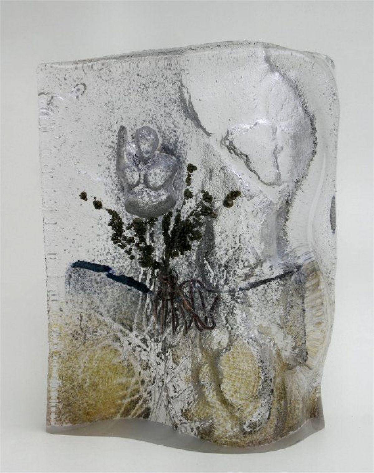 Kunst: Z.T. Nr. 11 van kunstenaar Trijnie Mohlmann
