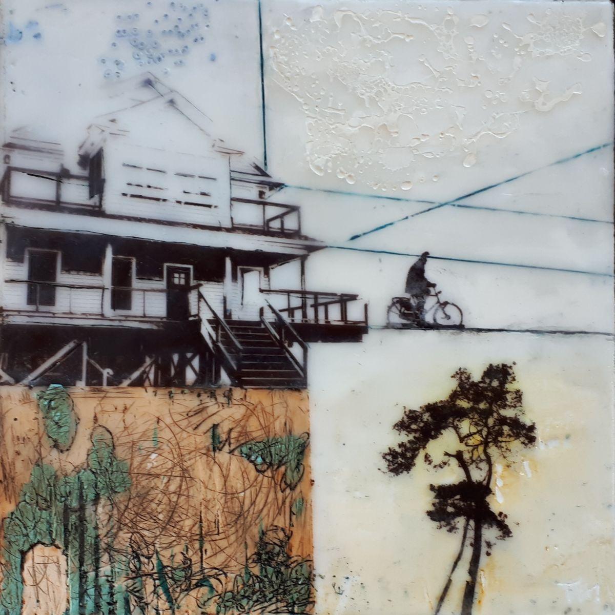 Kunst: Z.T. Nr. 17 van kunstenaar Trijnie Mohlmann