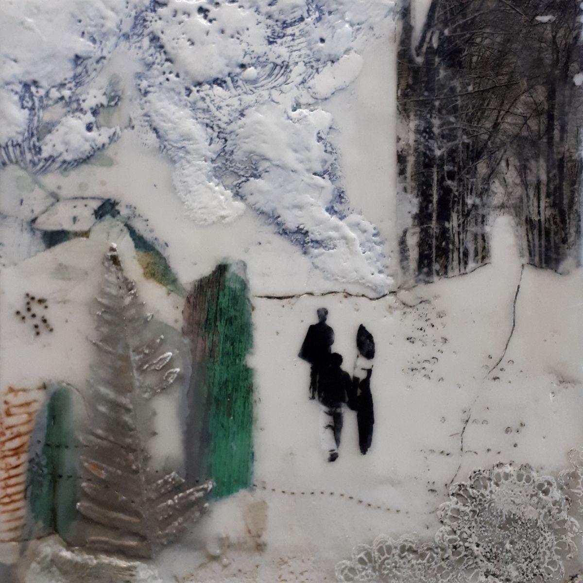 Kunst: Z.T nr. 2 van kunstenaar Trijnie Mohlmann