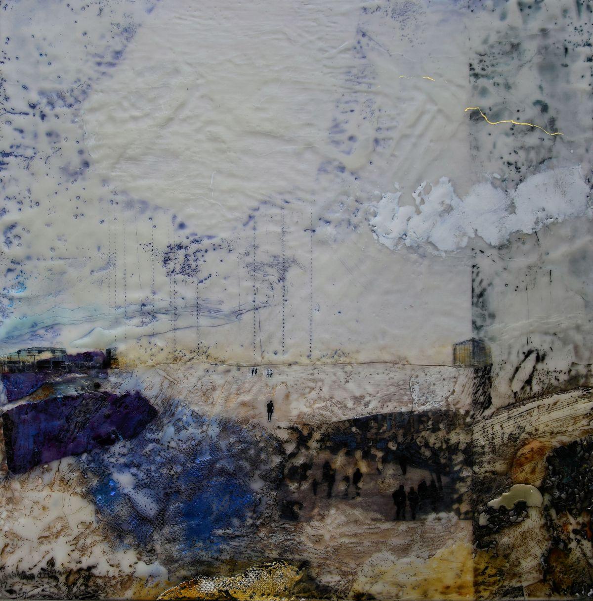 Kunst: Z.T. nr. 3 van kunstenaar Trijnie Mohlmann