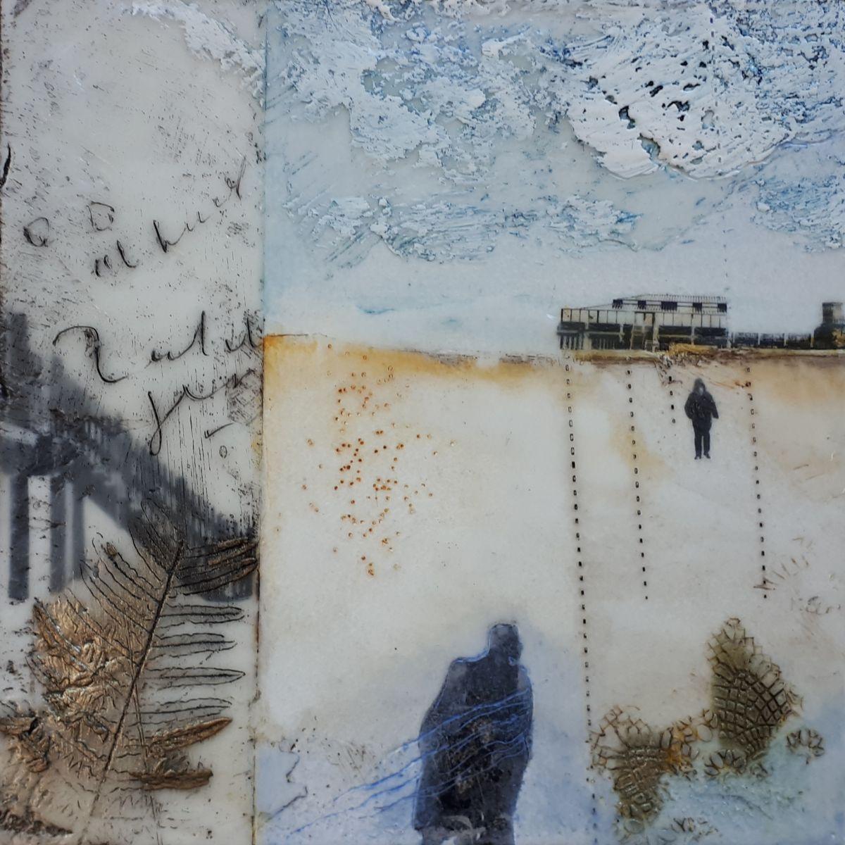 Kunst: Z.T. nr. 9 van kunstenaar Trijnie Mohlmann