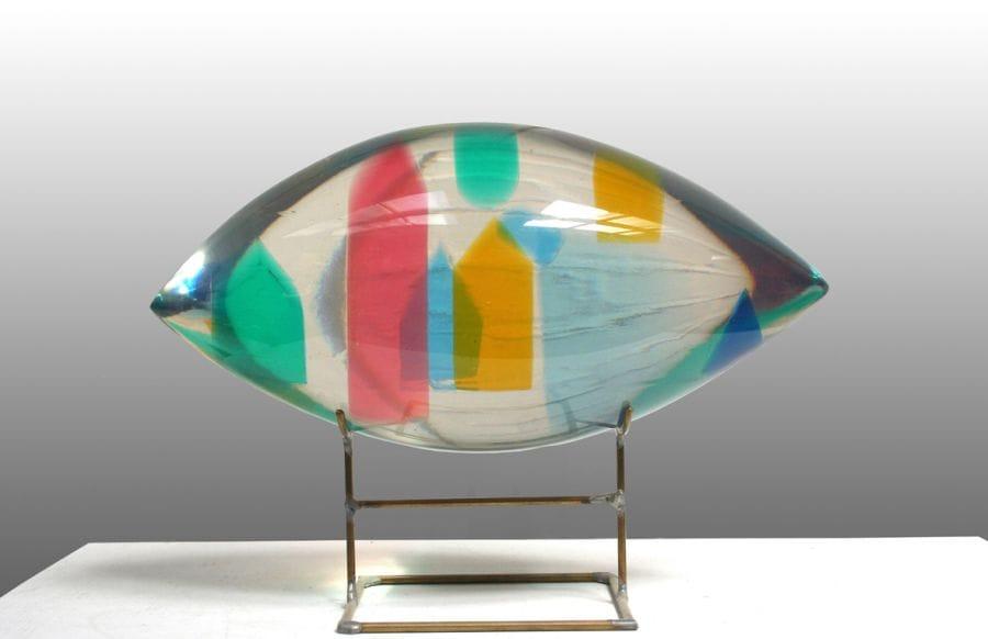 Kunst: Zeppelin 3 van kunstenaar Frans Muhren