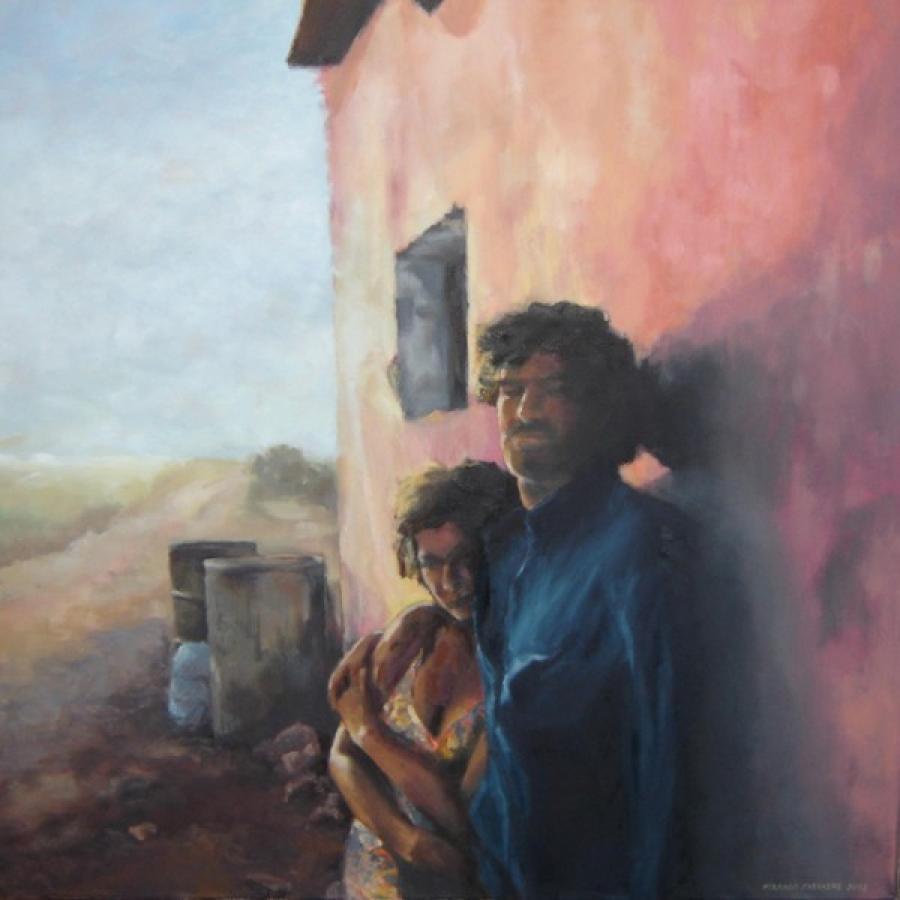 Kunst: Zomeravond van kunstenaar Miranda Karskens