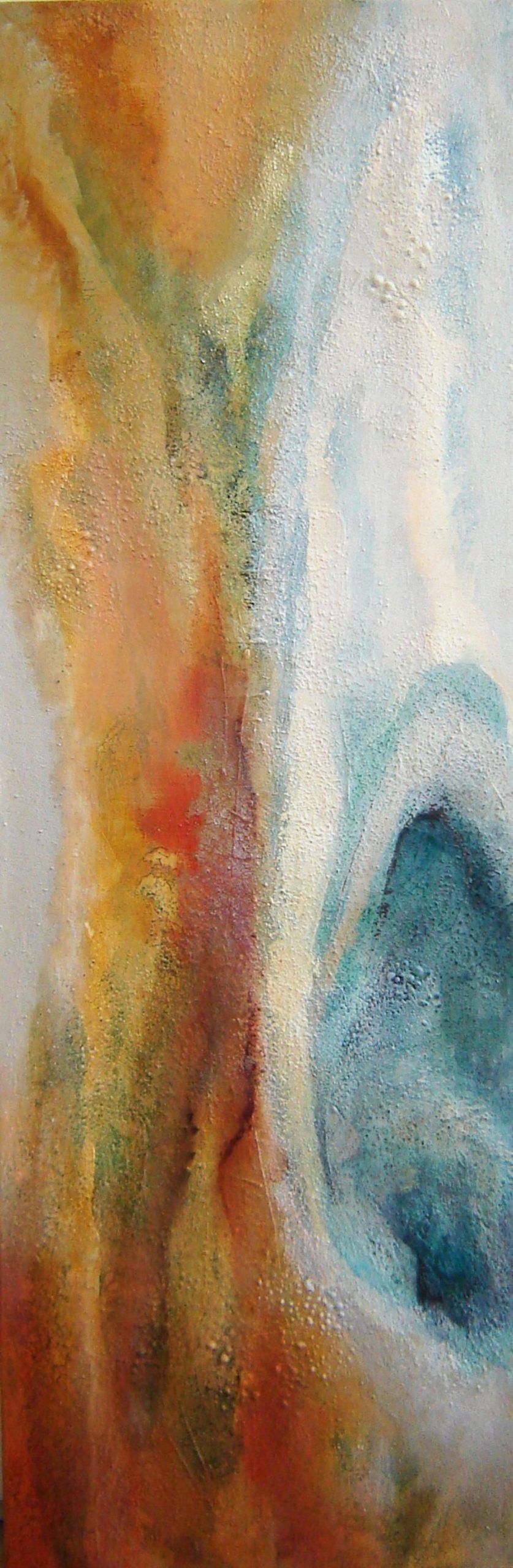 Kunst: Zonder titel 2 (Freij) van kunstenaar Marly Freij(vergezichten)