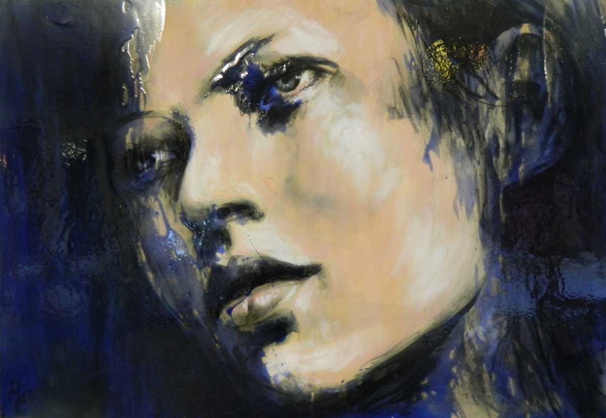 Kunst: Zonder titel 3 van kunstenaar Jacqueline Klein-Breteler