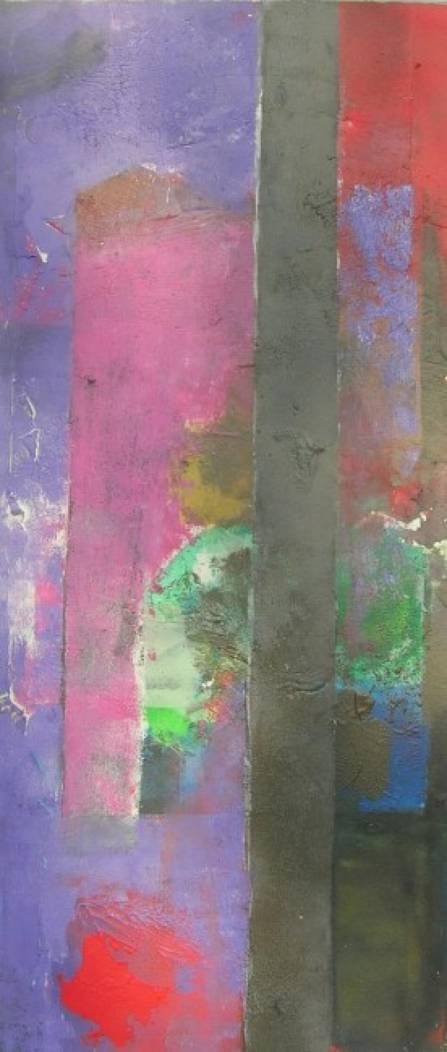Kunst: zonder titel 8 van kunstenaar Koeno Jansen