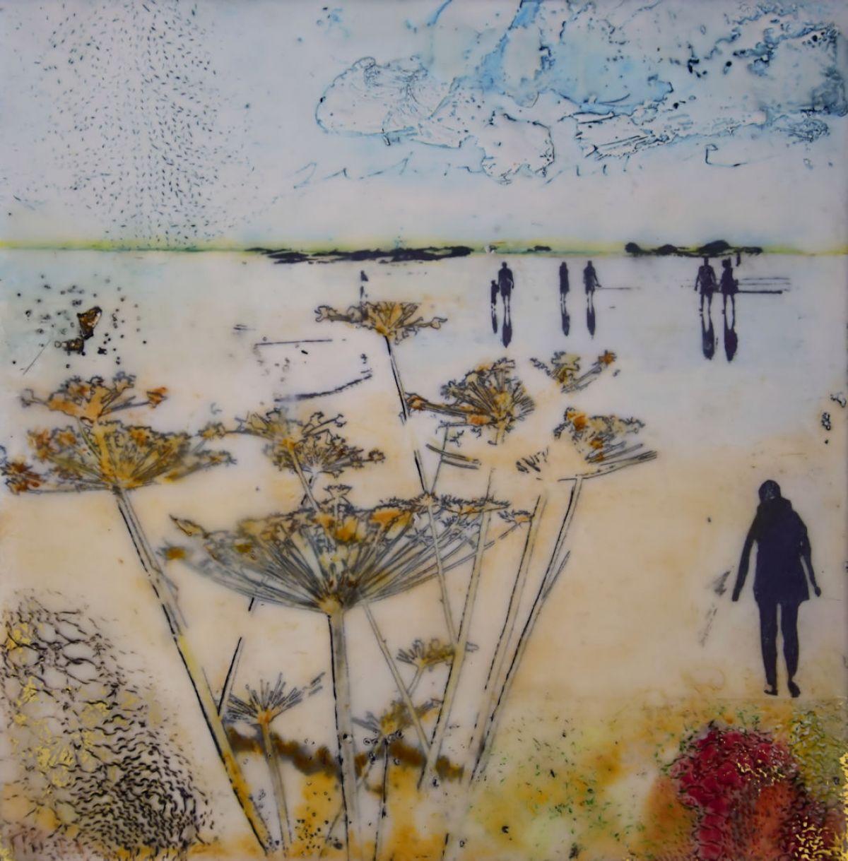 Kunst: Zonder titel nr.14 van kunstenaar Trijnie Mohlmann