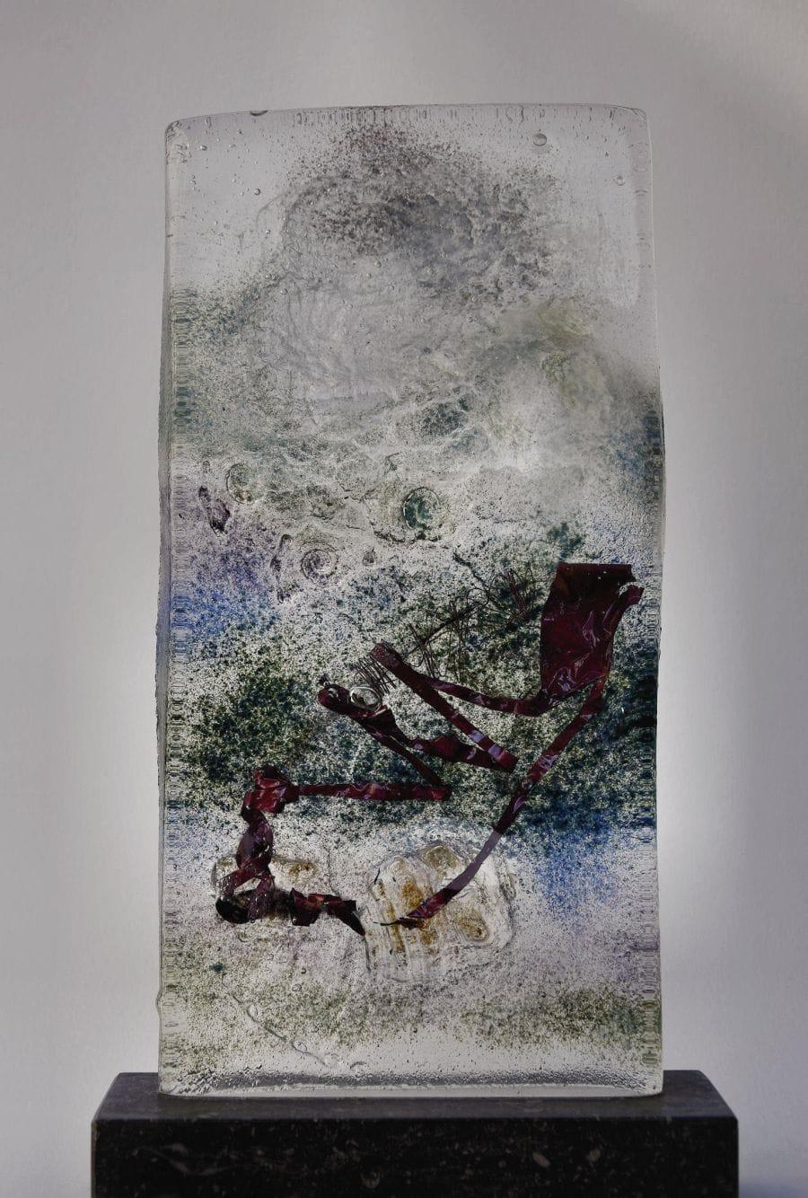 Kunst: ZT III van kunstenaar Trijnie Mohlmann