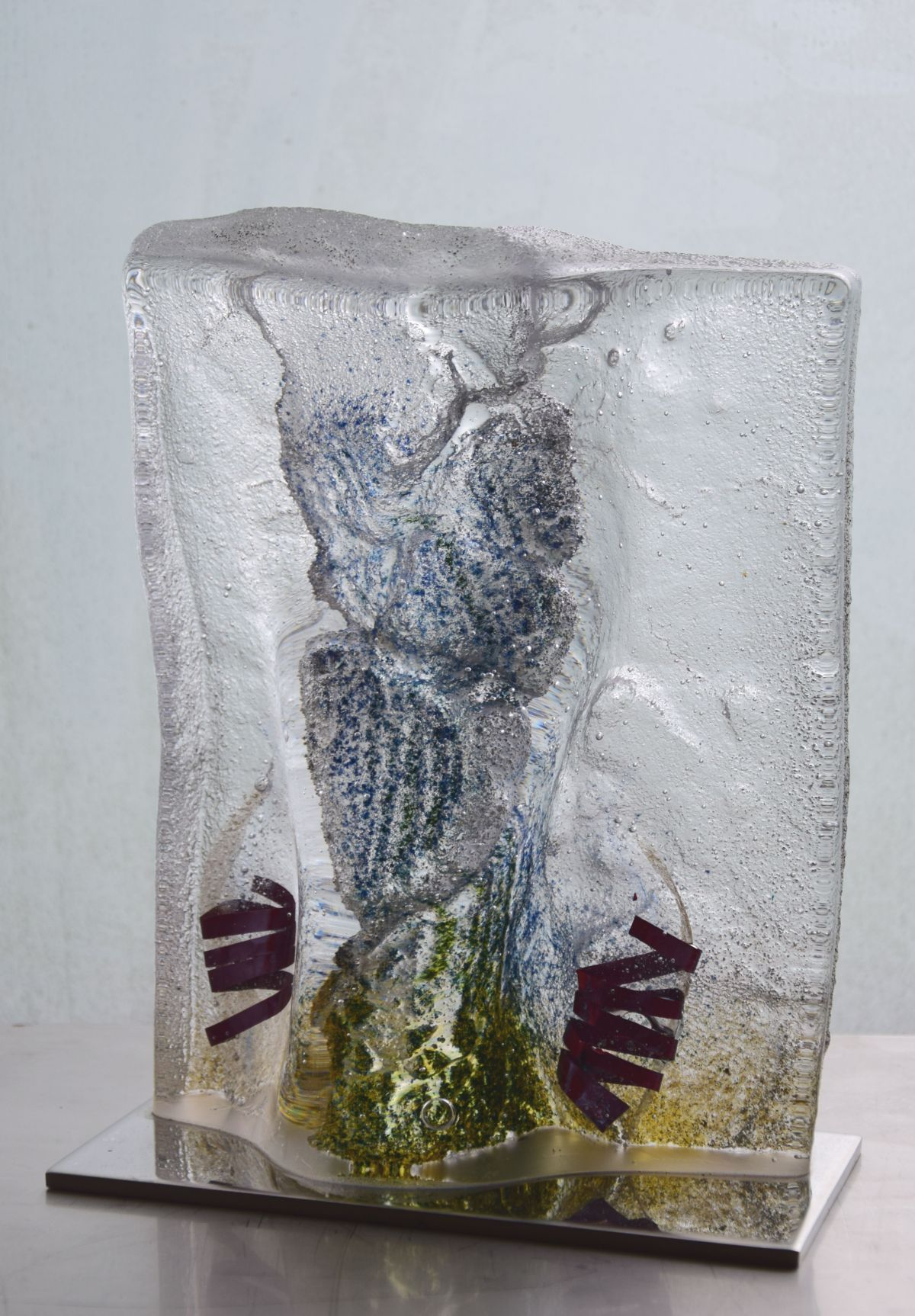 Kunst: ZT nr 1 van kunstenaar Trijnie Mohlmann