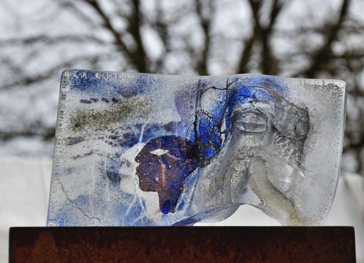 Kunst: ZT nr 5 van kunstenaar Trijnie Mohlmann