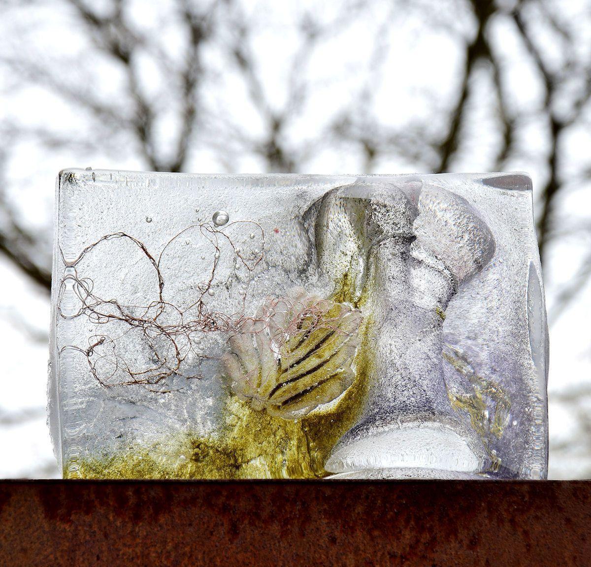 Kunst: ZT nr '7 van kunstenaar Trijnie Mohlmann