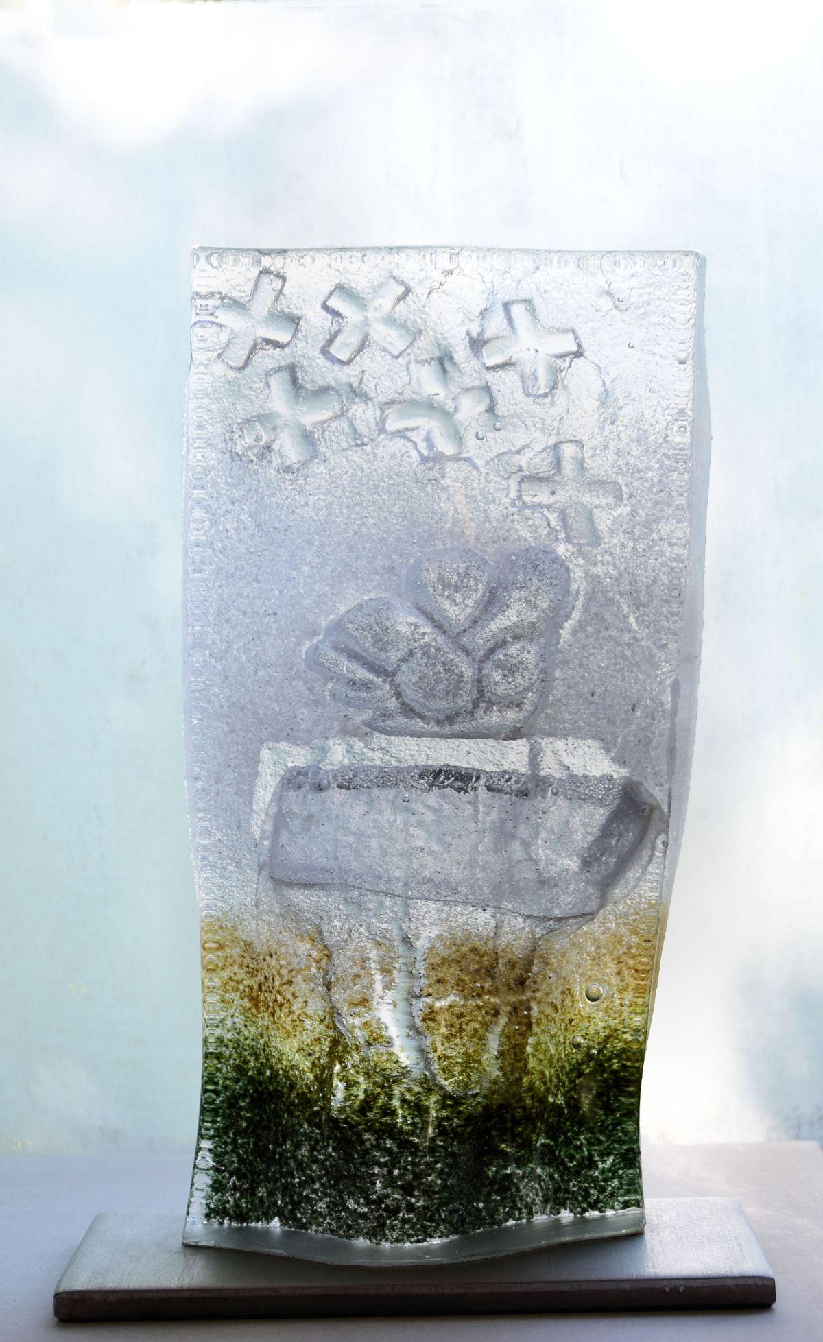 Kunst: ZT nr 9 van kunstenaar Trijnie Mohlmann