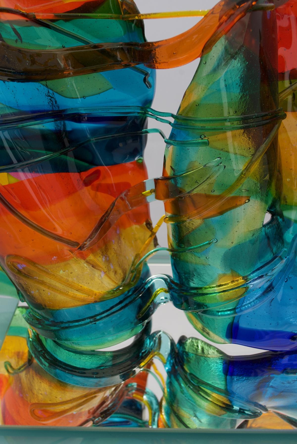Kunst: Butterfly van kunstenaar Angenelle Thijssen