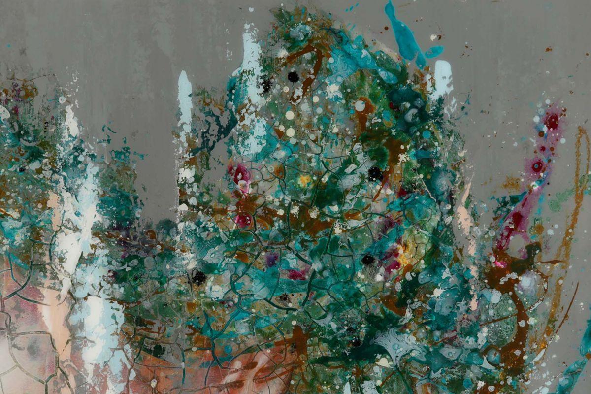 Kunst: Belle 12 van kunstenaar Harold Aspers