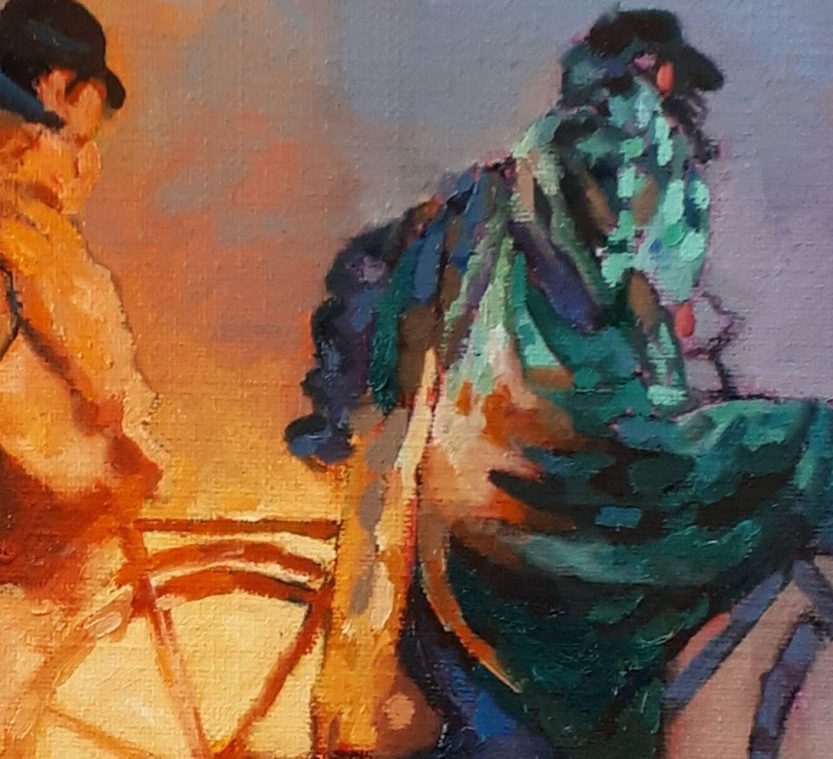 Kunst: De zoveelste keer van kunstenaar Hans Leijerzapf