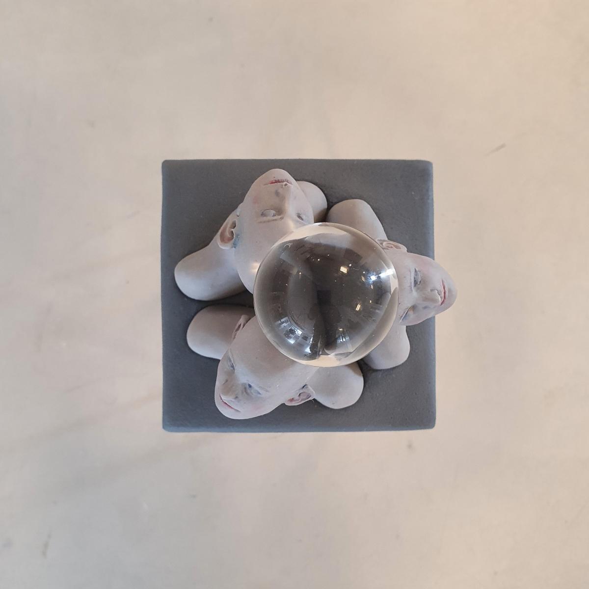 Kunst: drie eenheid van kunstenaar Saskia Hoeboer