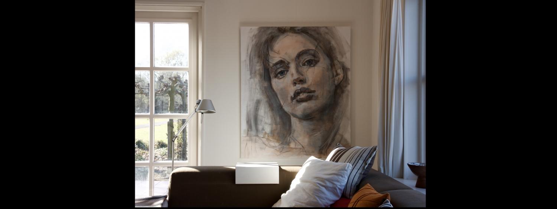 kunstenaar Coby Schot