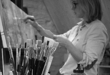 kunstenaar Lisette Durinck