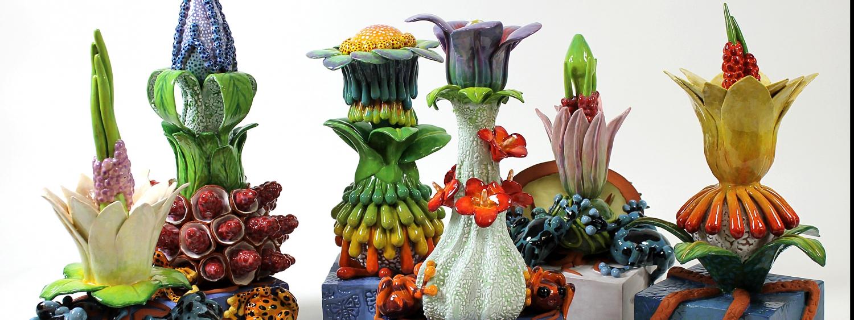 kunstenaar Margarita van der Velden