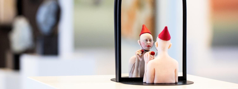 kunstenaar Saskia Hoeboer