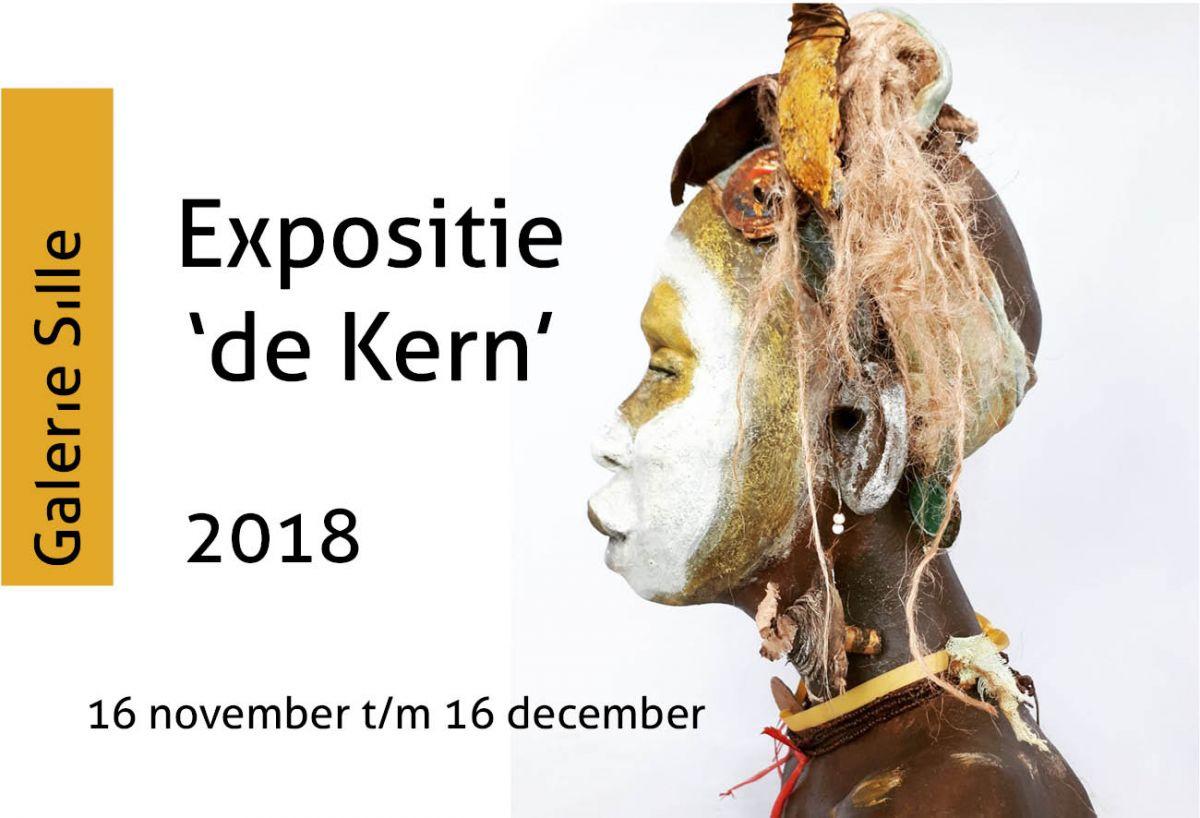 Expositie 'de Kern' (november/december) 2018