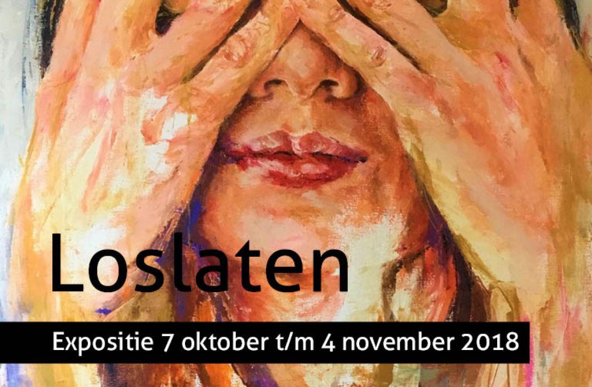 Expositie Loslaten (oktober)