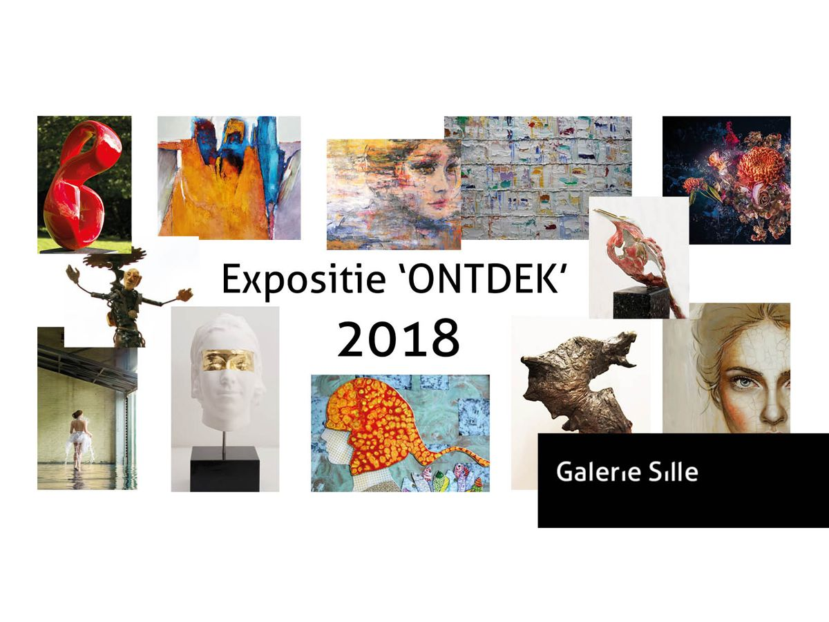 Expositie 'ONTDEK' 2018 (vernissage 2 februari)