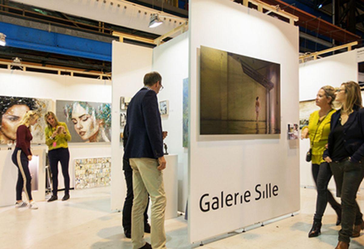 Galerie Sille op de AAF 2017
