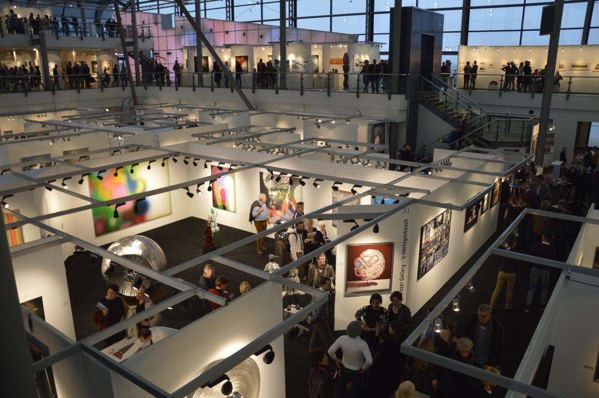 Galerie Sille op First Art Fair januari 2018