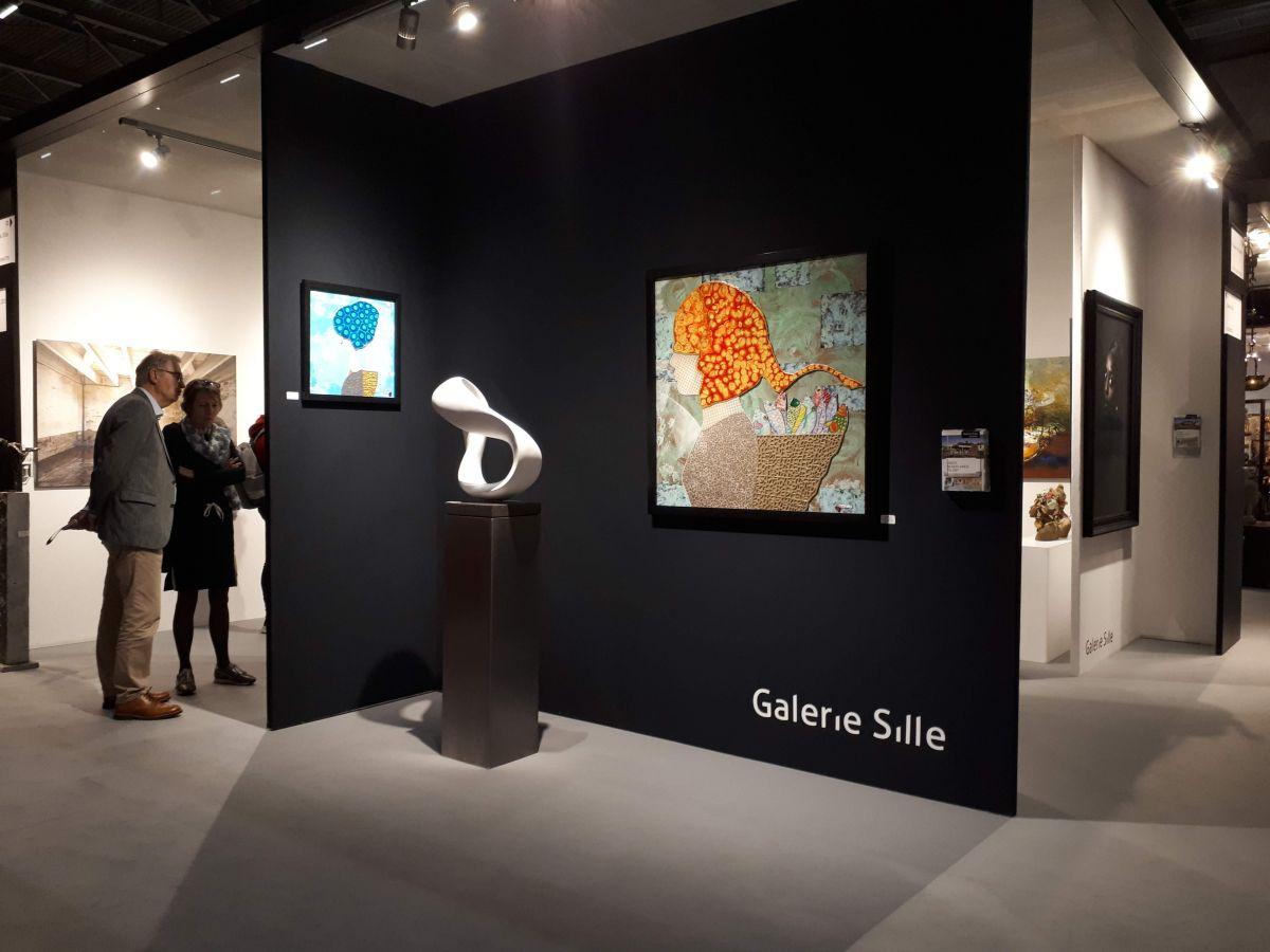 Galerie Sille op kunstbeurs Art Breda 11 t/m 19 mei 2019