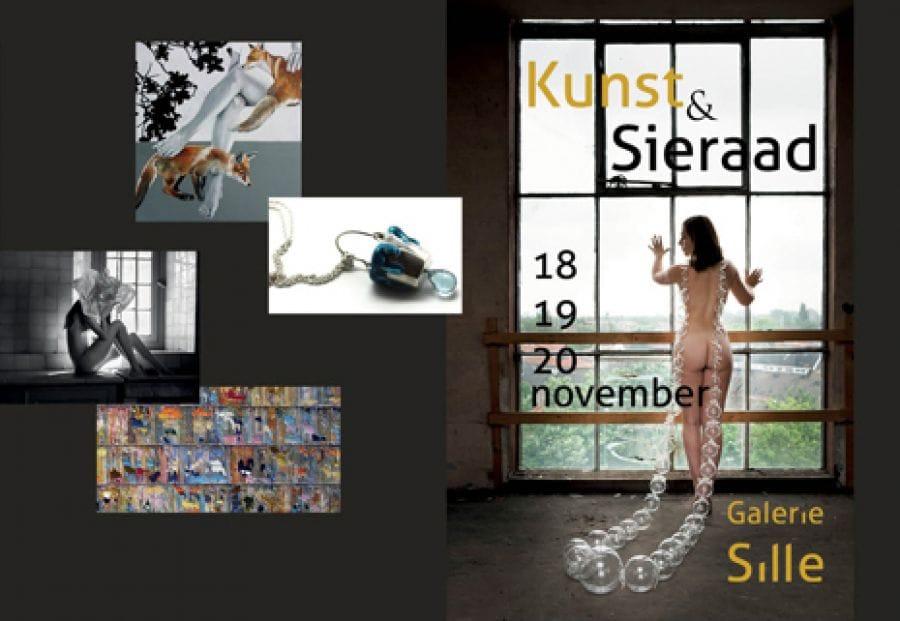 Kunst & Sieraad 18, 19 en 20 november!