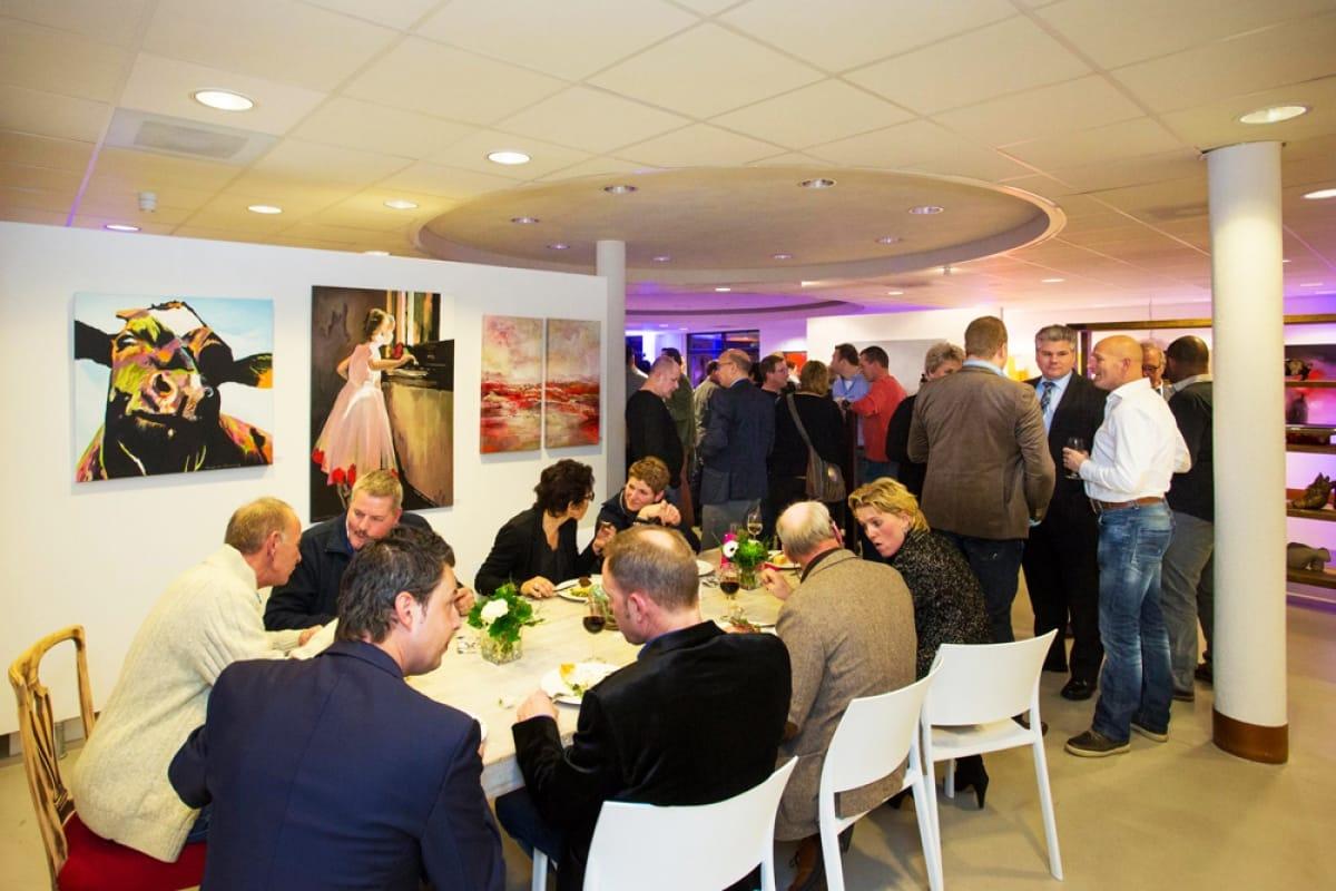 Nieuwjaarsreceptie BVO Oudewater in de galerie