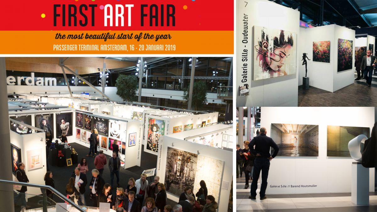 Toegangskaarten First Art Fair 2019