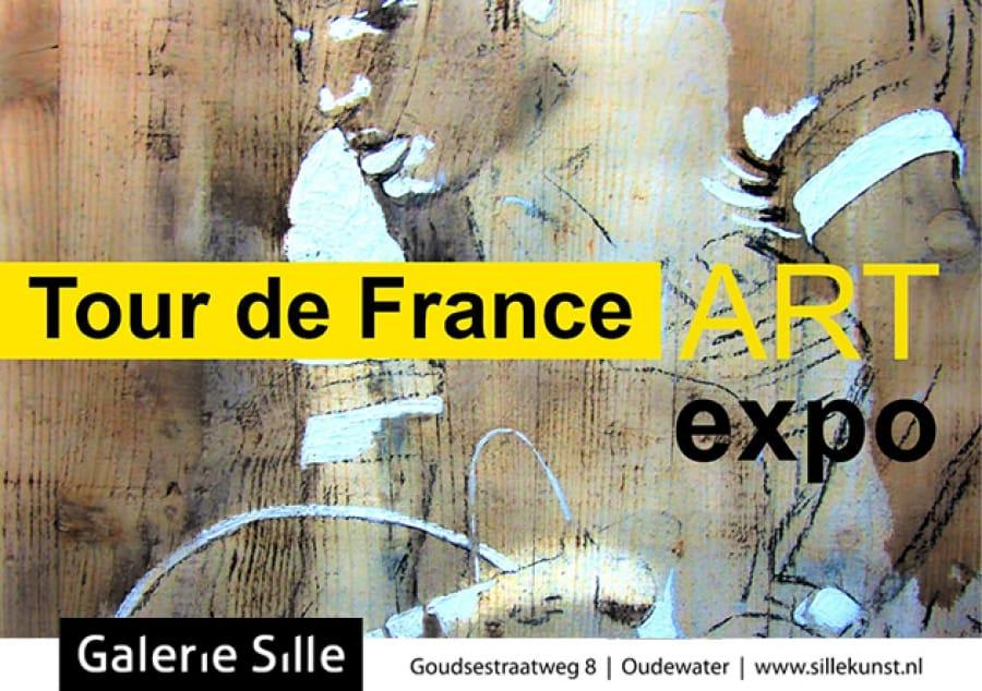 Tour de France langs de Galerie